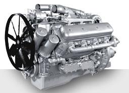 Двигатель ЯМЗ-7511.10-10