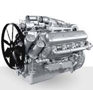 Двигатель ЯМЗ-7512.10-02
