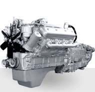Двигатель ЯМЗ-238Б-20