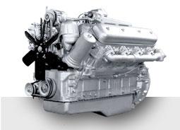 Двигатель ЯМЗ-238Б-21