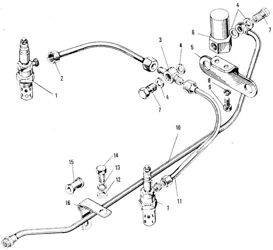 ЯМЗ 240 ПМ2 Электрофакельное устройство