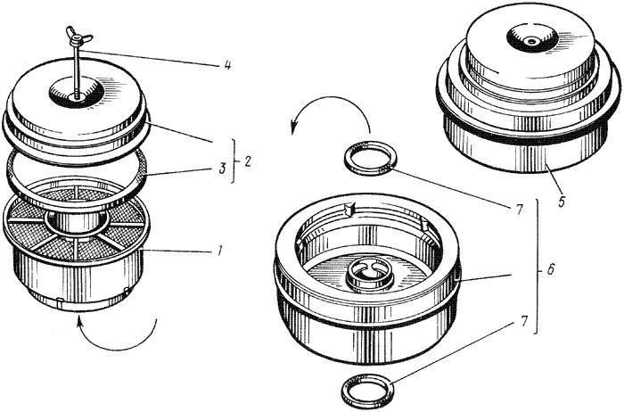 ЯМЗ 238 АМ Воздушный фильтр