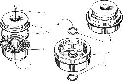 Воздушный фильтр ЯМЗ 236 М