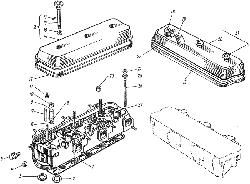 Головка цилиндров ЯМЗ 236 М