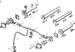 ЯМЗ 236 М Термостаты системы охлаждения