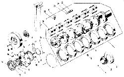 Коленчатый вал ЯМЗ 240 ПМ2