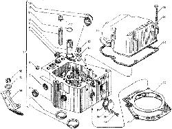 Головка цилиндров ЯМЗ 7511.10