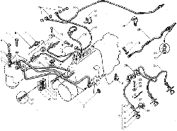 Привод топливного насоса высокого давления ЯМЗ 7511.10-06