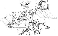 Сцепление ЯМЗ 7511.10-06
