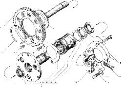 ЯМЗ 236 НЕ Топливные трубопроводы