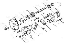Маслоочиститель центробежный ЯМЗ 236 НЕ2