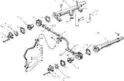 ЯМЗ 236 БЕ2 Устройство натяжное ремня привода водяного насоса