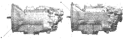 ЯМЗ 236 БЕ2 Валы и шестерни коробки передач