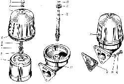 Фильтр центробежной очистки масла ЯМЗ 238 М