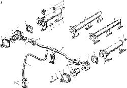 ЯМЗ 238 М Термостаты системы охлаждения