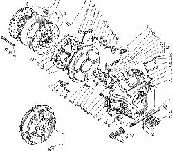 Сцепление ЯМЗ 238 М