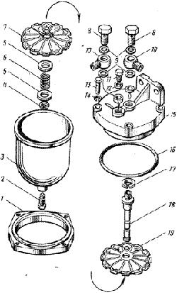 Воздушный фильтр ЯМЗ 7601.10