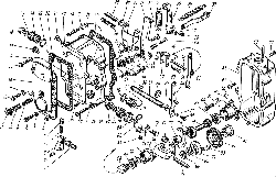 ЯМЗ 8421.10 Фильтр воздушный
