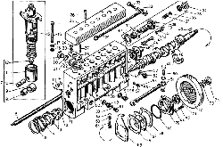Корректор подачи топлива по наддуву ЯМЗ 8421.10
