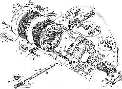 Сцепление ЯМЗ 8421.10