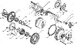 Фильтр центробежной очистки масла ЯМЗ 8424.10