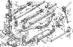 Муфта опережения впрыскивания топлива ЯМЗ 8424.10