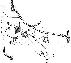 ЯМЗ 850.10 Электрофакельное устройство