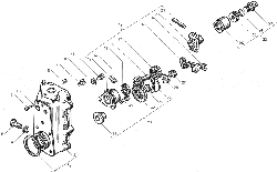 ЯМЗ 850.10 Корректор подачи топлива по наддуву