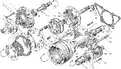 Генератор ЯМЗ 850.10