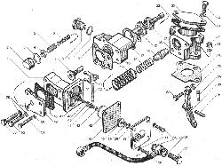 ЯМЗ 238БЕ2 Корректор подачи топлива по наддуву