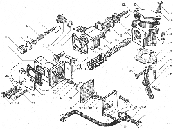 Корректор подачи топлива по наддуву ЯМЗ 238ДЕ