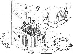 Головка цилиндров ЯМЗ 238ДЕ-11