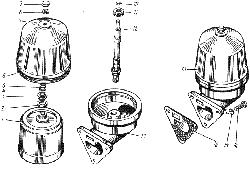 Фильтр центробежной очистки масла ЯМЗ 238 ГМ