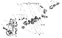 Топливоподкачивающий насос ЯМЗ 238 Б