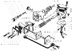 ЯМЗ 238 Б Регулятор частоты вращения