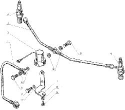 ЯМЗ 238 Д Электрофакельное устройство