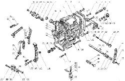 ЯМЗ 238 Д Регулятор частоты вращения