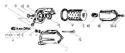 Фильтр тонкой очистки топлива ЯМЗ 238 Д