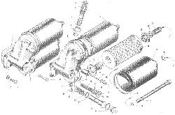 ЯМЗ 240 М2 Маслянный фильтр